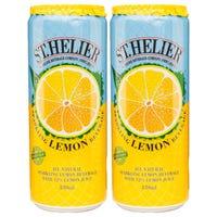 St Helier Sparkling Lemon 330ml