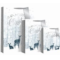 Photographic Stag Gift Bag  (1 only)