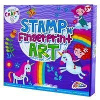 Grafix Stamp 'n' Fingerprint Art