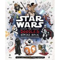 Starwars Doodle Strike Book