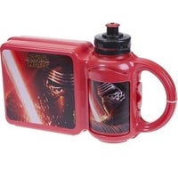 Star Wars Combo Lunch Box and Drinks Bottle