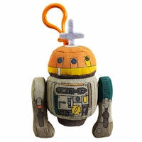 Star Wars Plush Mini Rebel R2D2