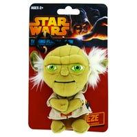 Star Wars Plush Mini Yoda Keyring