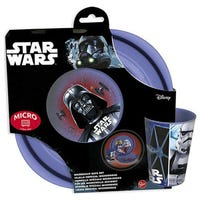Star Wars Microwave Mealtime Set 3 Piece