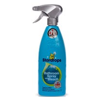 Stardrops Bathroom Cleaner with Bleach 750ml