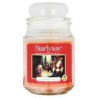 Starlytes Large Cinnamon Spice Candle 18oz