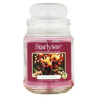 Starlytes Large Mulled Wine Candle 18oz