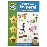 Key Stage Sticker Work Books Starting To Read