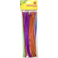 Crayola Assorted Bright Stems 60 Pieces