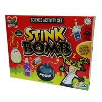 Weird Science Stink Bomb Activity Set