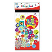Sticker Book 1500Pcs