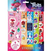 Trolls 2 Sticker Fun