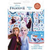 Disney Frozen 2 Sticker Set