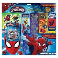 Mega Stickers Set Spider-Man