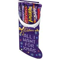 Cadbury Stocking Selection Box 179g