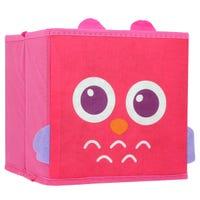 Storage Box Owl 20 x 20 x 20cm