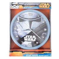 Wall Clock Star Wars Storm Trooper