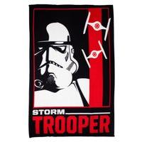 Star Wars Storm Trooper Fleece Blanket 100 x 150 cm
