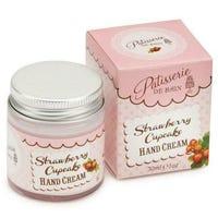 Patisserie De Bain Hand Cream Strawberry Cupcake 30ml