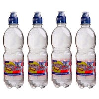 Aqua Roma Spring Water Strawberry and Kiwi 4 Pack