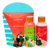 Technic Summertime Scrub Up Toiletry Set