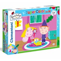 Ben and Holly Super Color Maxi Puzzle 24 Piece
