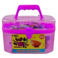 Super Craft Art Carry Case in Pink