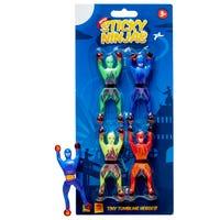 Super Sticky Ninjas 4 Pack