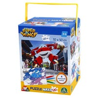 Super Wings Maxi Puzzle 120 Pieces