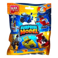 Block Tech Surprise Model Blind Bag Assorted