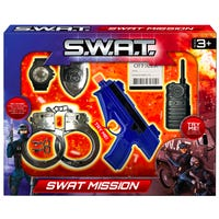 Police Swat Mission Playset
