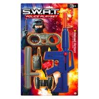 Police Gun Playset