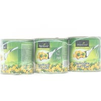 Thurstons Sweetcorn and Peas 3 Pack 184g