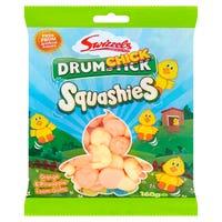 Swizzels Drumchick Squashies 160g