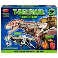World Of Science T-Rex Fossil Dissection Kit