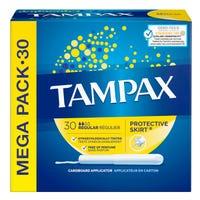 Tampax Tampons Regular 30 Pack
