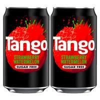 Tango Sugar Free Strawberry Watermelon Can 330ml