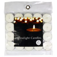 Tealights 20 Pack