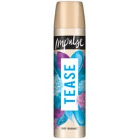 Impulse Body Fragrance Tease 75ml