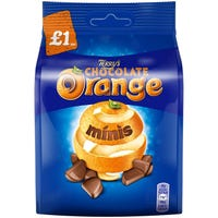 Cadbury's Bag Terry's Chocolate Orange Bites 95g
