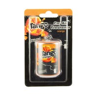 Tango Can Car Air Freshener Orange