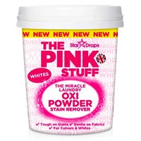 The Pink Stuff Oxi Powder Whites Stain Remover 1kg