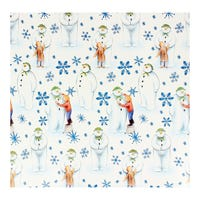 The Snowman Gift Wrap 3m