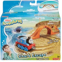 Thomas And Friends Adventures Shark Escape Track Pack