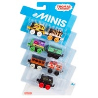 Thomas and Friends Minis 7 Pack