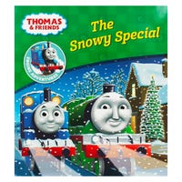 Thomas & Friends The Snowy Special Children's Book