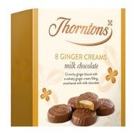 Thornton's Ginger Creams 128g