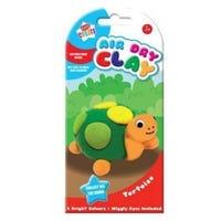 Kids Create Air Dry Clay Set Tortoise