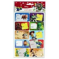 Disney Pixar Toy Story Gift Labels 40 Pack
