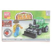 Block Tech Tractor